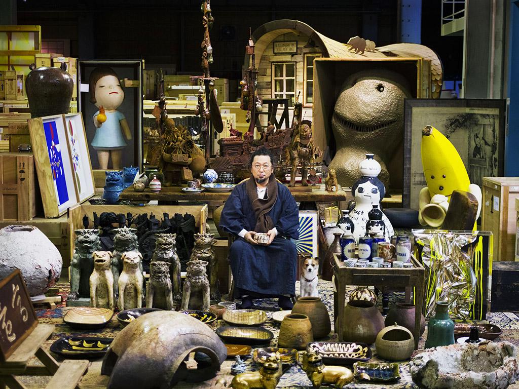 1_Murakami&Collection