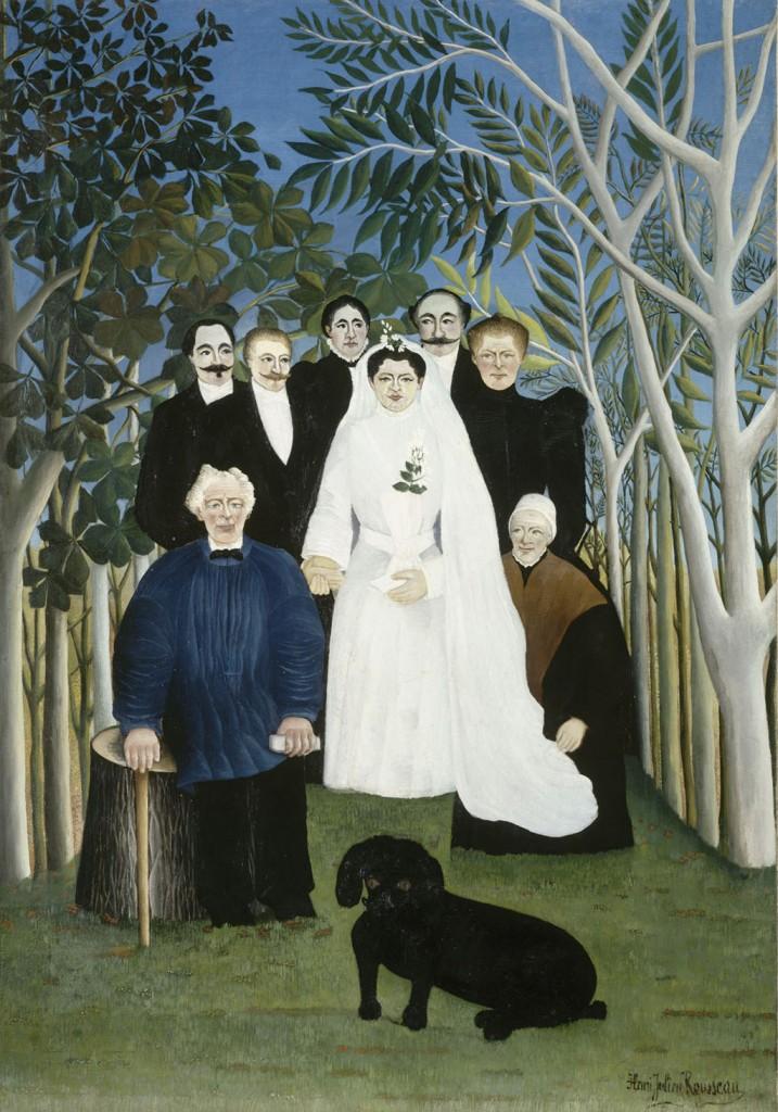 Анри Руссо, Свадьба 1904-05 г.г.
