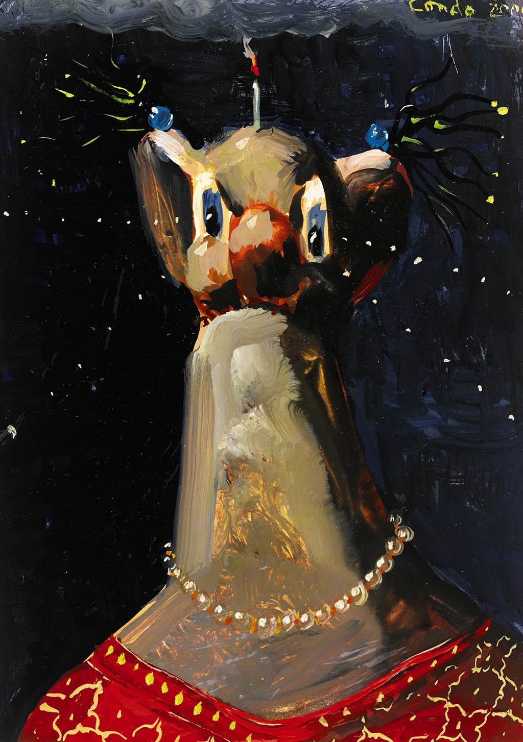 George Condo, Untitled, 2000