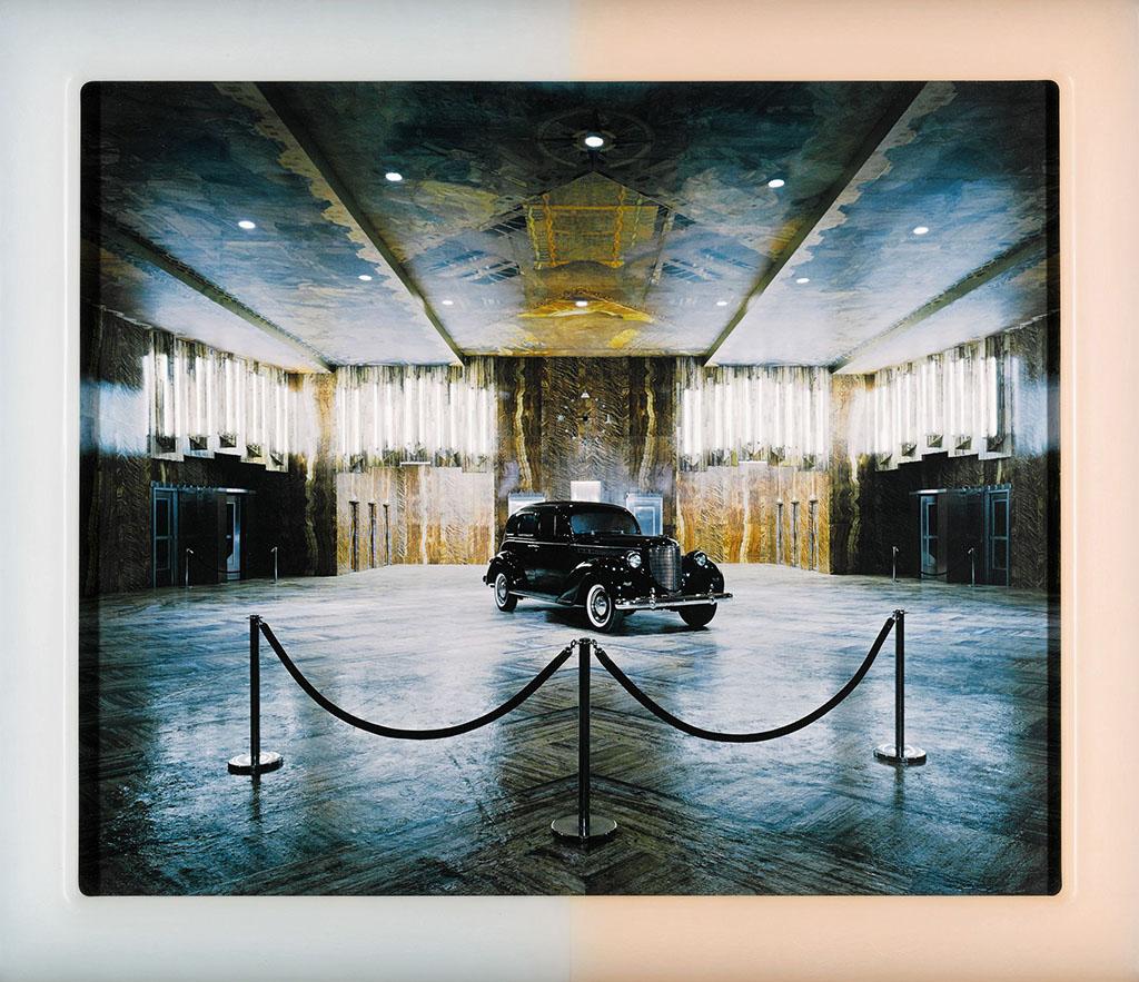 Matthew Barney, Cremaster 3: Chrysler Imperial, 2001
