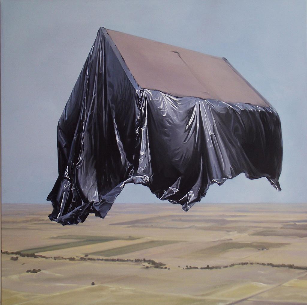 "Zoltan Bela, ""Real Estate take off"", 2013"