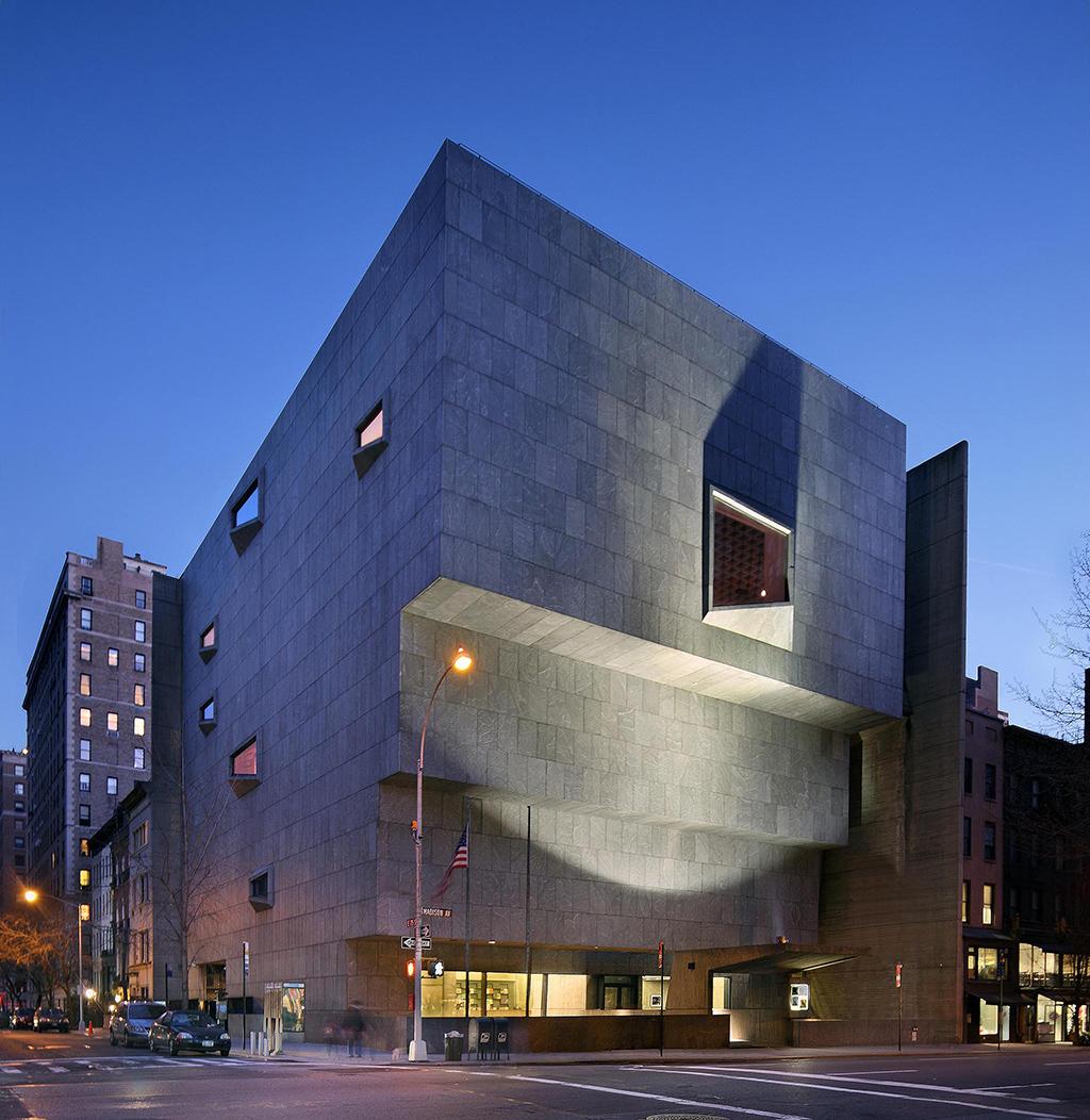 Бывший Музей американского искусства Whitney, ныне -- филиал музея Metropolitan