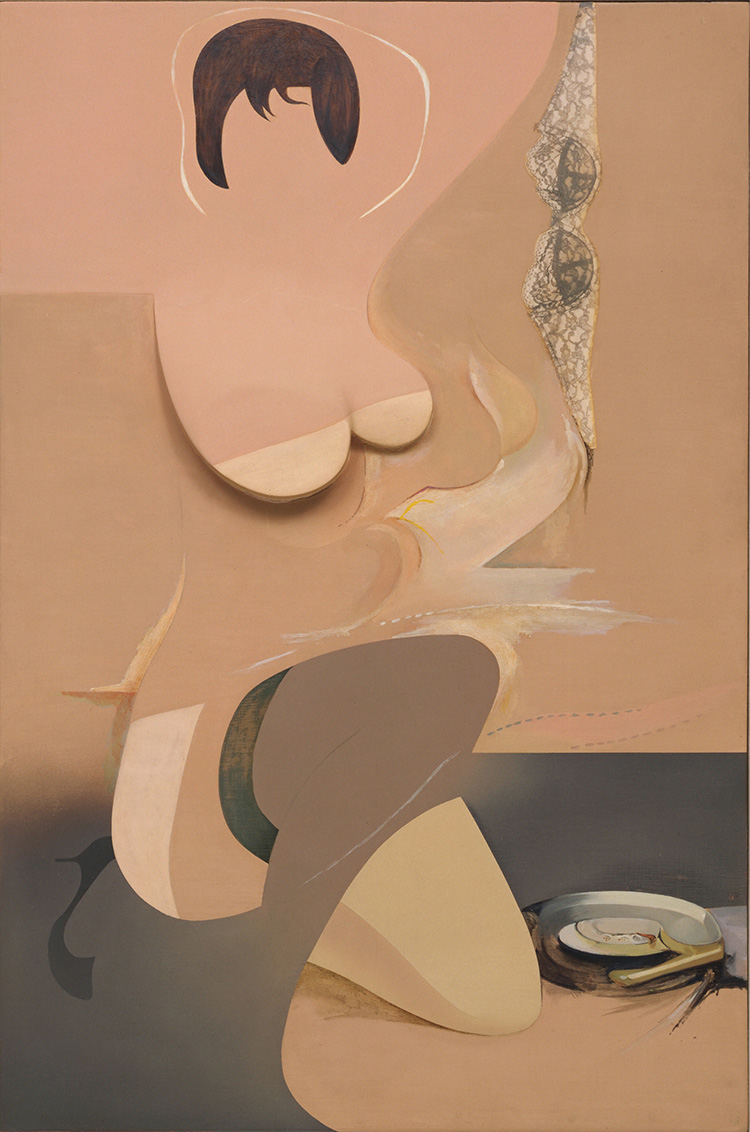 "Richard Hamilton, ""Pin-up"", 1961"