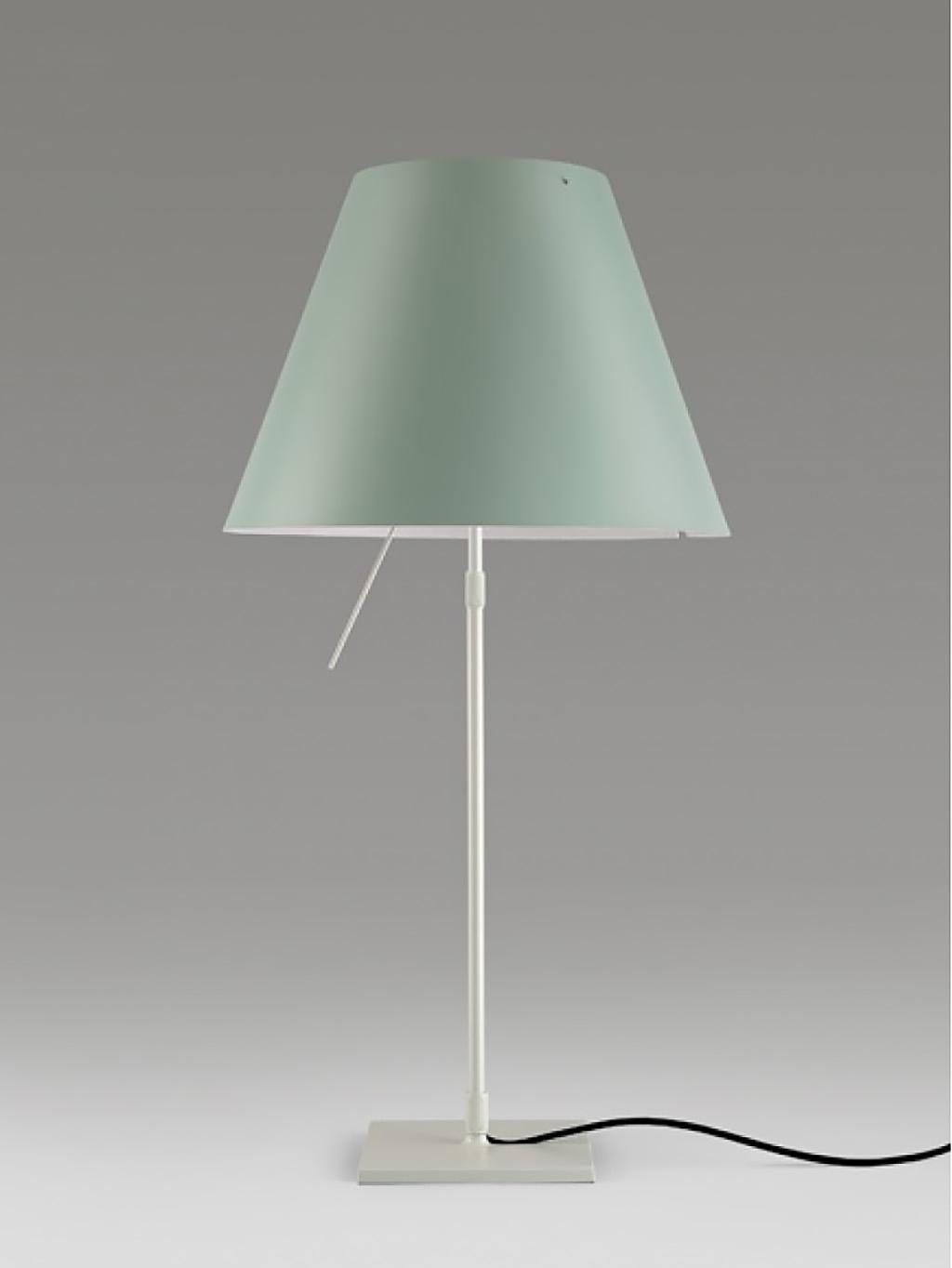 Настольная лампа Джино Сарфатти
