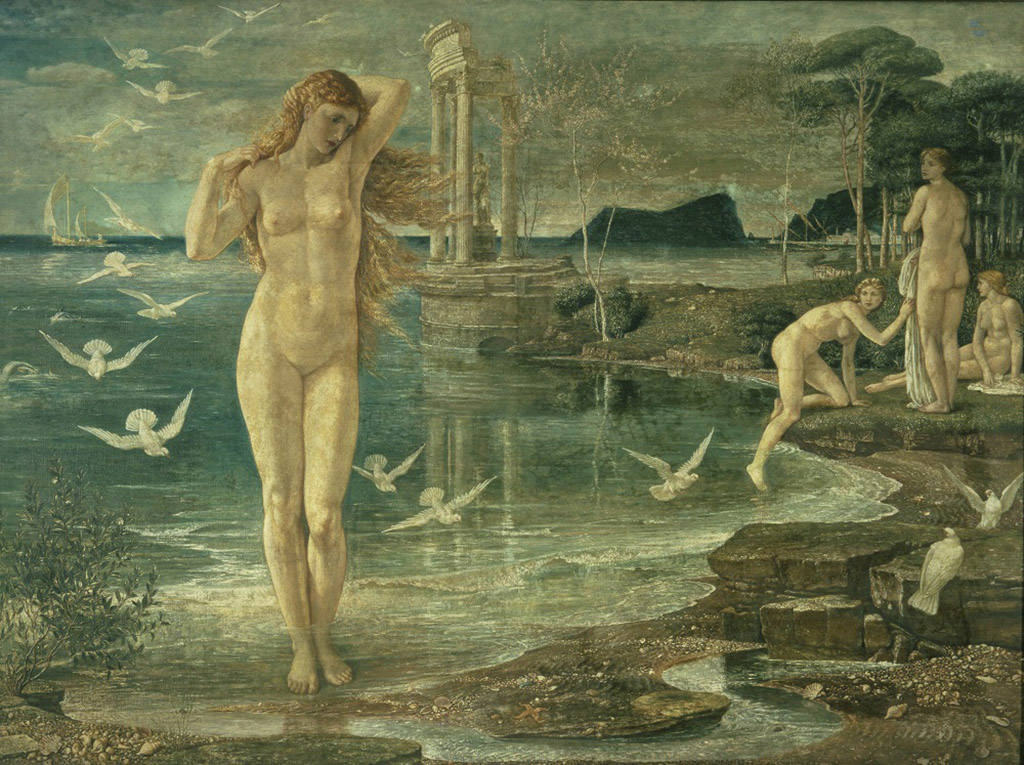 "Walter Crane ""The Renaissance of Venus"", 1877"