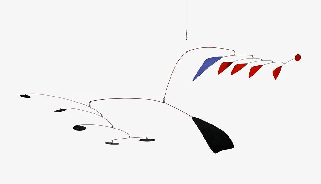 """Alexander Calder """"Untitled"""" 1955"""