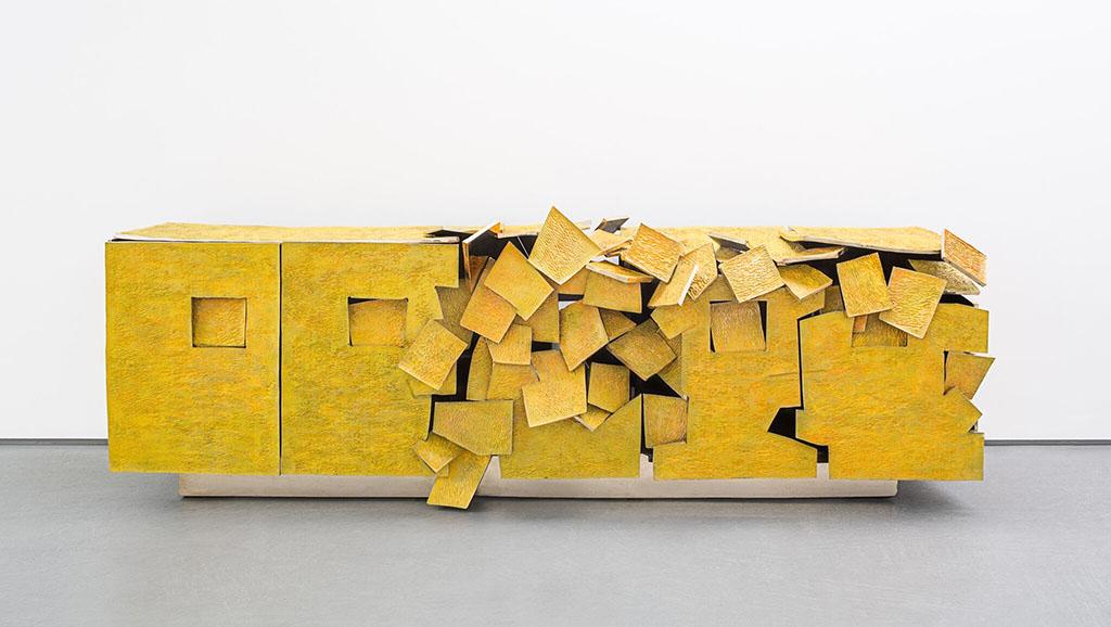 Bhanga Bronze Vincent Dubourg 2014 Carpenter Workshop Gallery