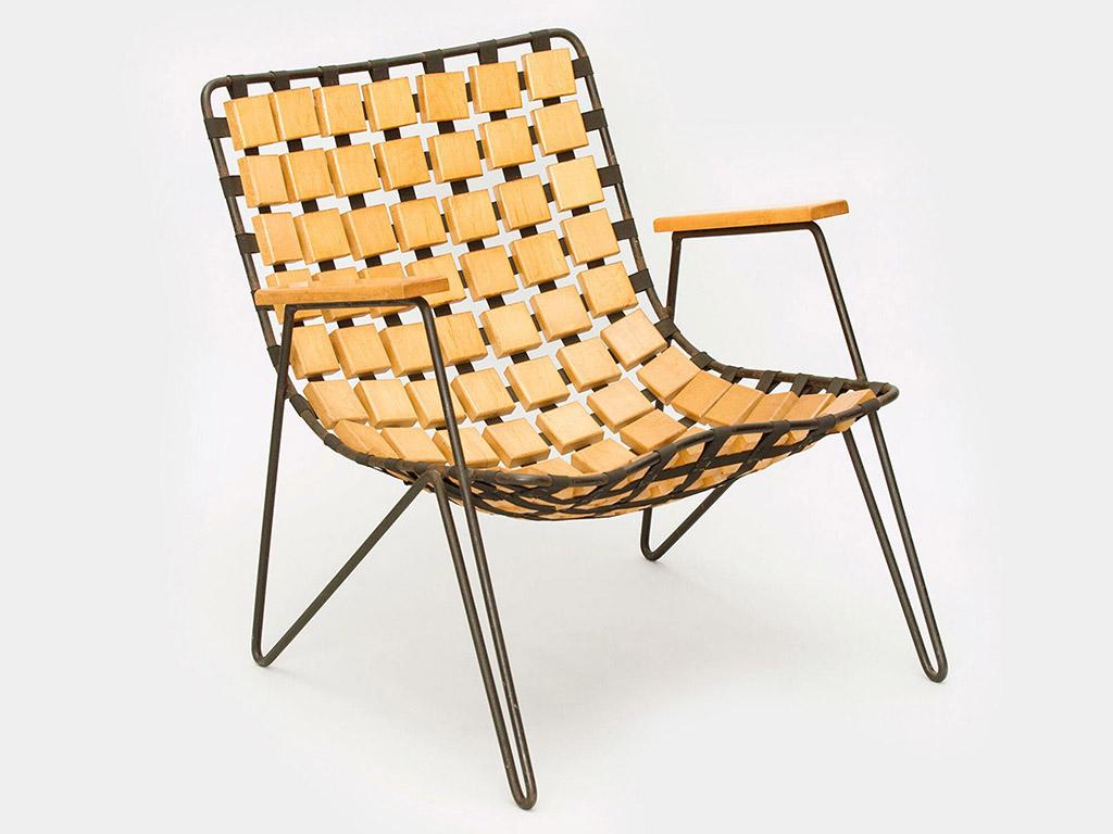 Maxwell Yellen Lounge Chair Maxwell Yellen 1953 Patrick Parrish Gallery