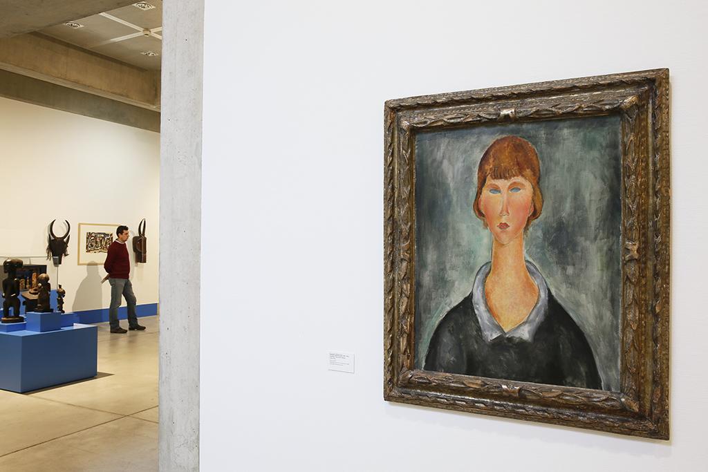 """На выставке """"Сердце искусства"""""""
