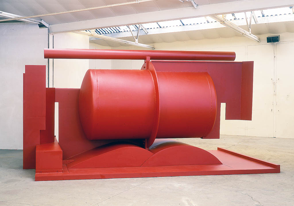 "Anthony Caro ""Aurora"" 2000/2003 Photo: John Riddy"