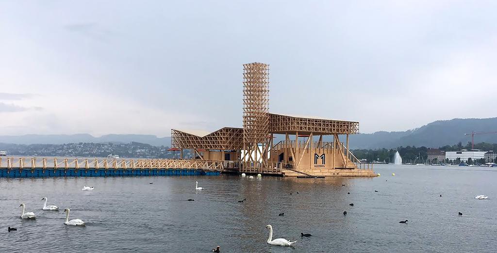 Знаменитая биеннале Manifesta открылась в Цюрихе