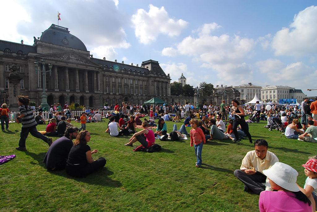 TourismeMonuments et SitesPalais Royal© Bruxelles Champètre