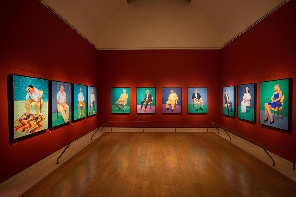 David Parry/ Royal Academy of Arts