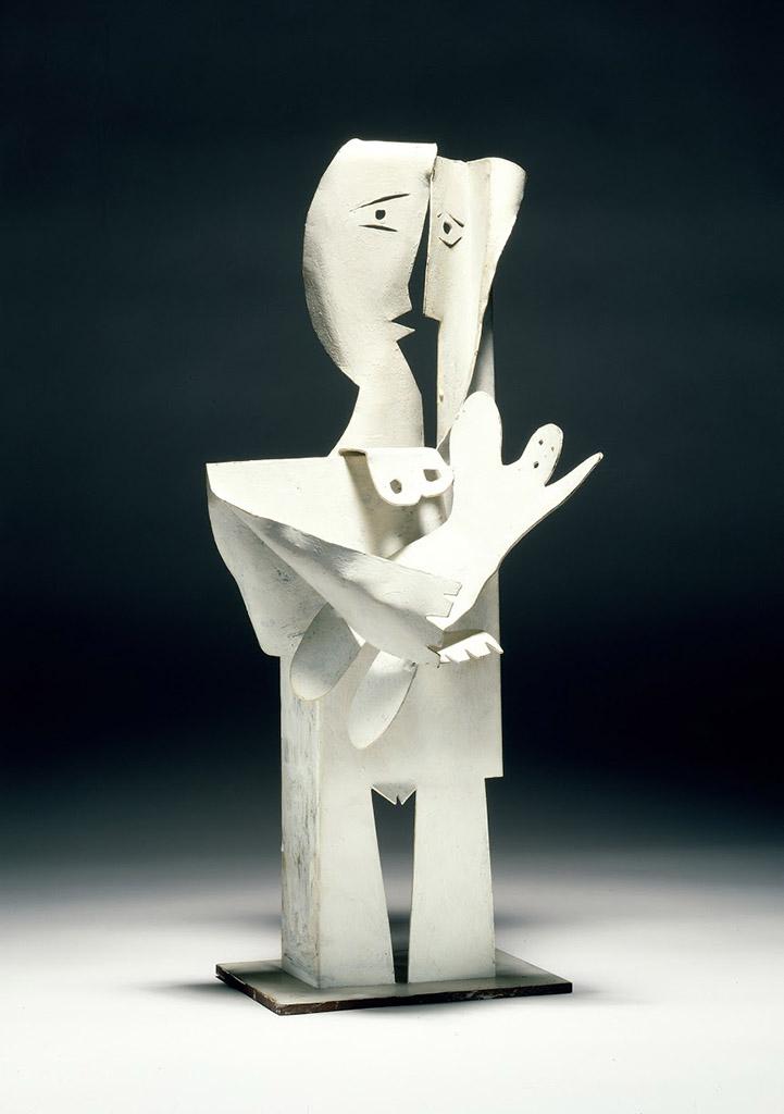 """""""Femme et enfant"""" 1961 © Succession Picasso 2016"""