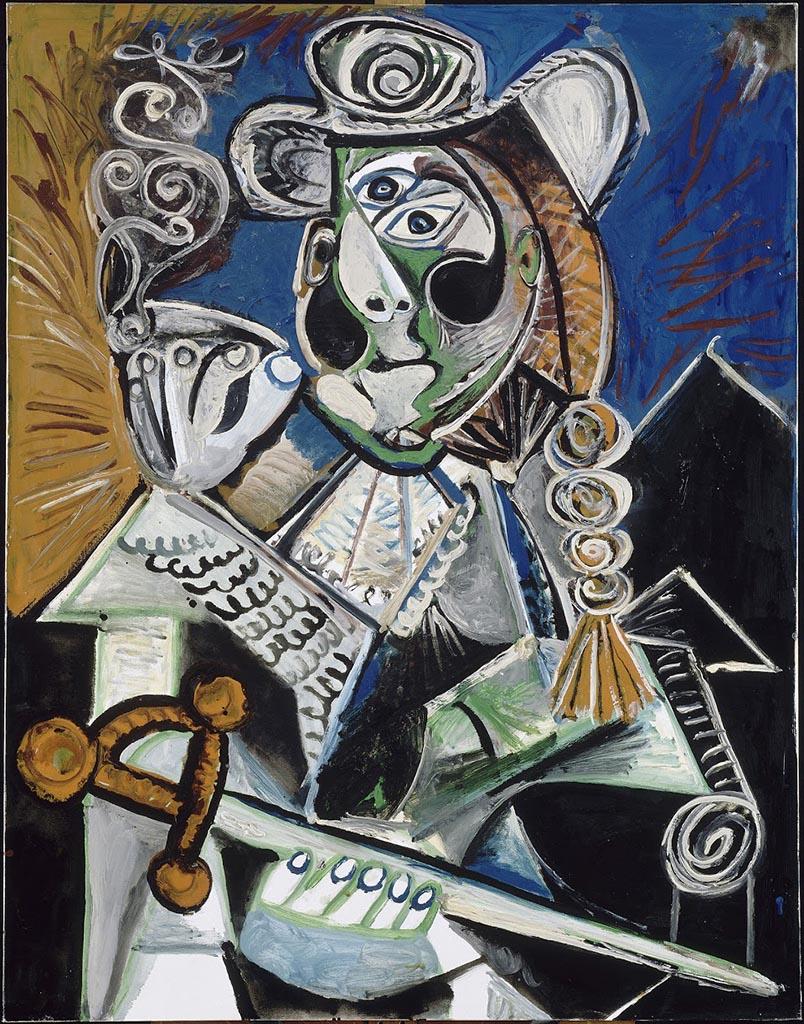 """""""Le matador"""" 1970 © Succession Picasso 2016"""