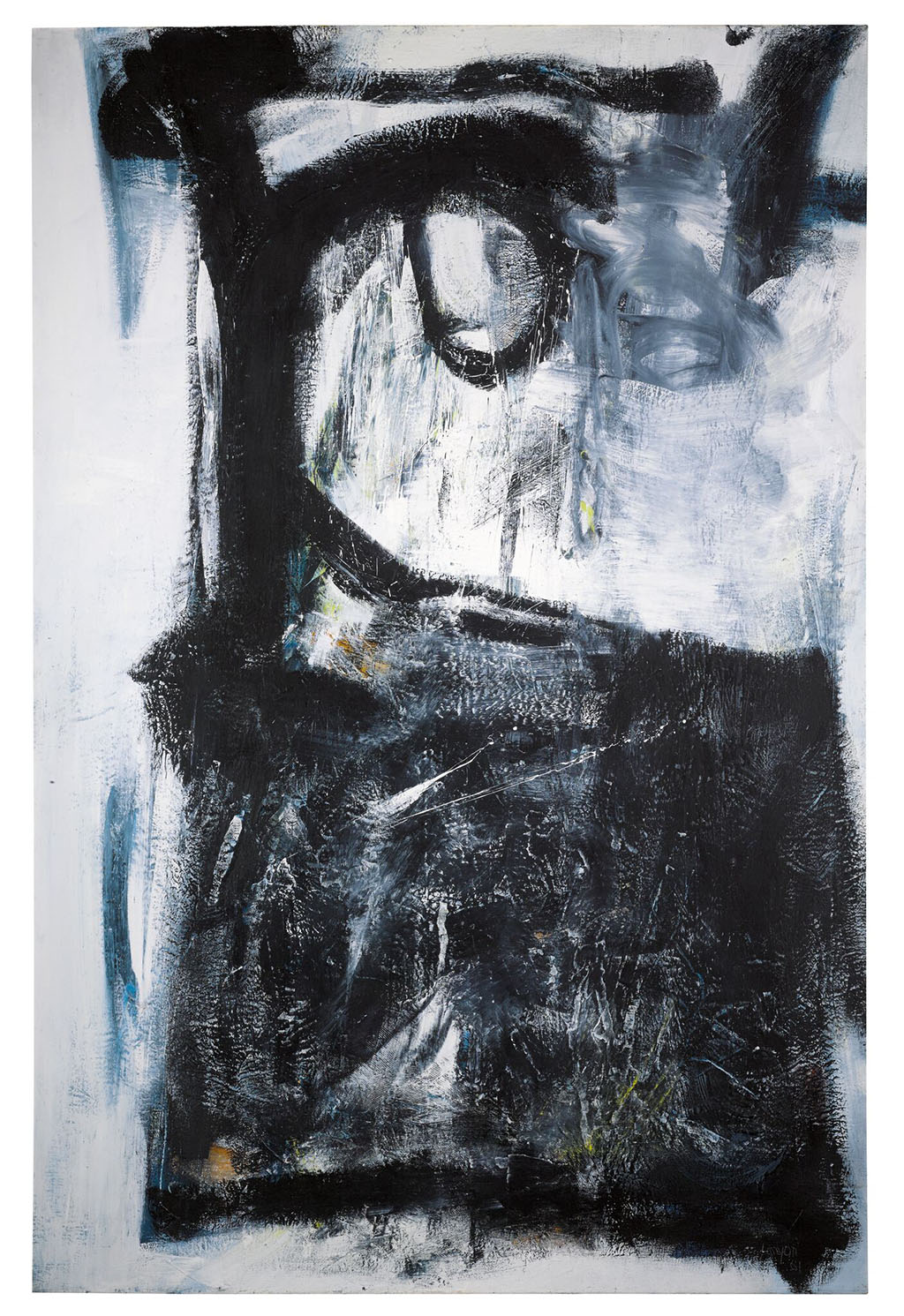 "Peter Lanyon ""Witness"" 1961"