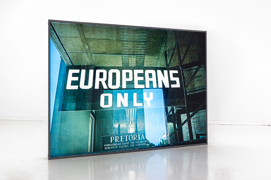 "Propaganda Paweł Kowalewski ""Europeans Only"" 2012 © Courtesy of Propoganda, Warsaw, Poland"