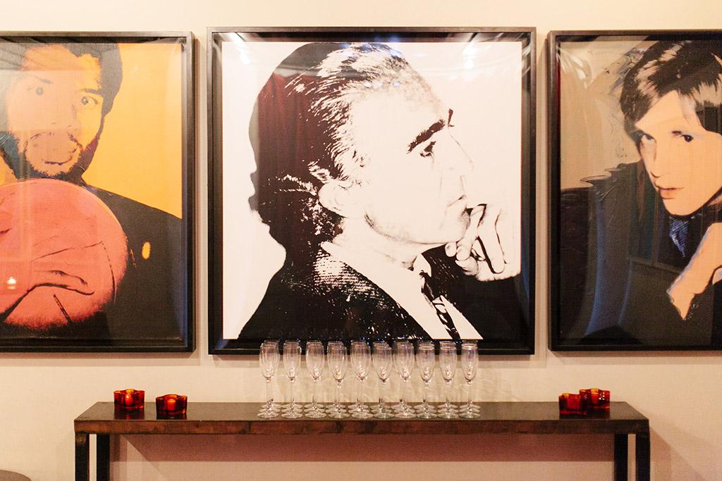 Andy Warhol (c) Gramercy Park Hotel New York