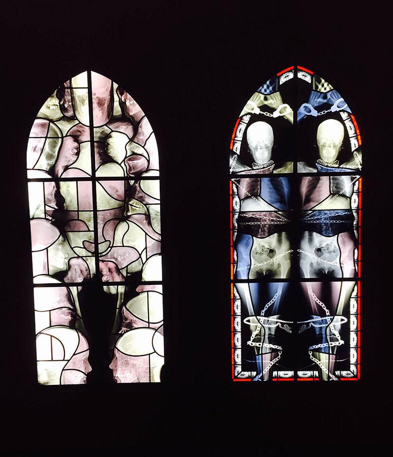 Выставка «Glasstress 2015 Gotika» Палаццо Кавалли-Франкетти, Венеция, Италия