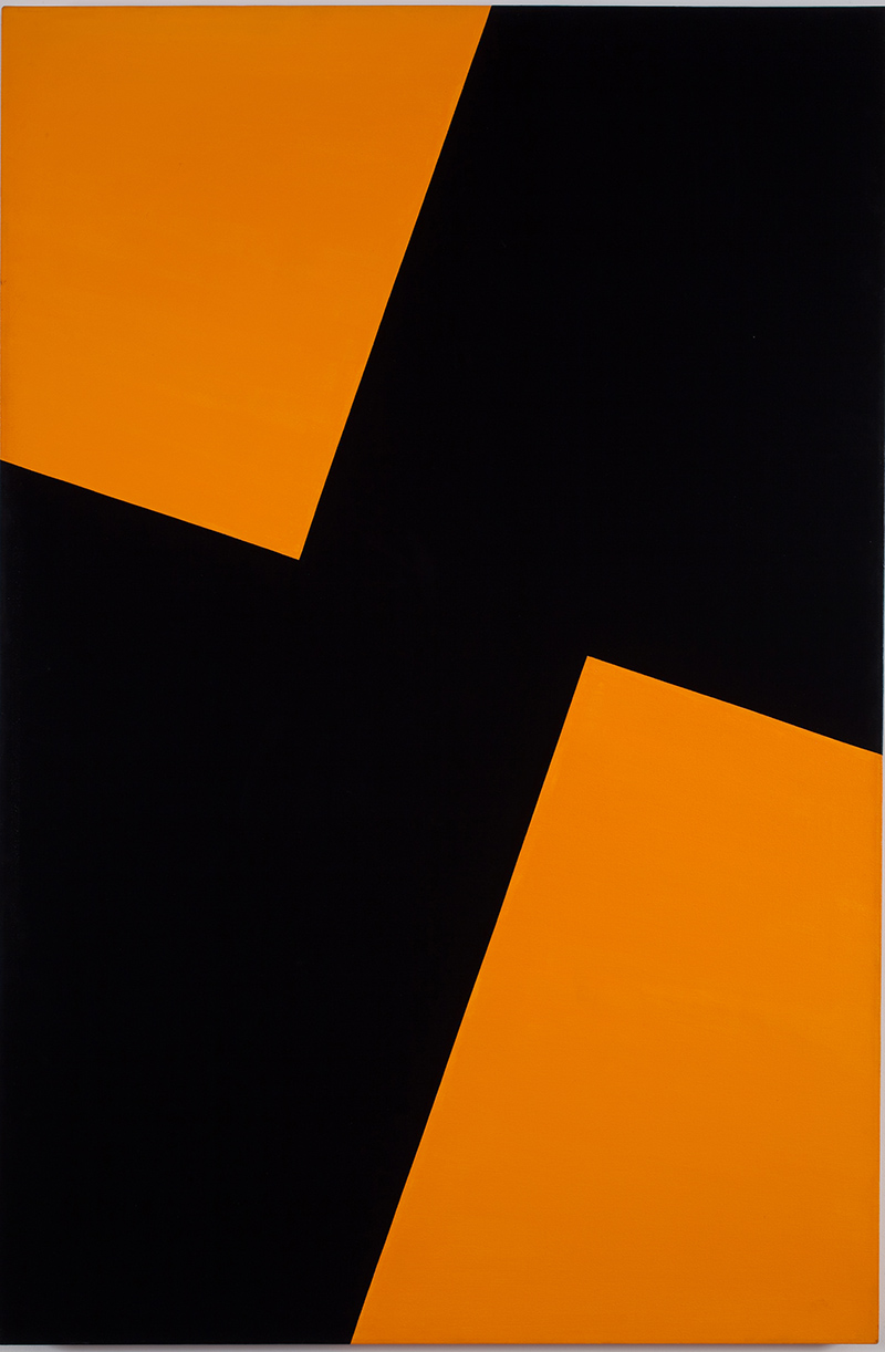 """Friday"" 1978 Collection of the artist, courtesy Lisson Gallery © Carmen Herrera"