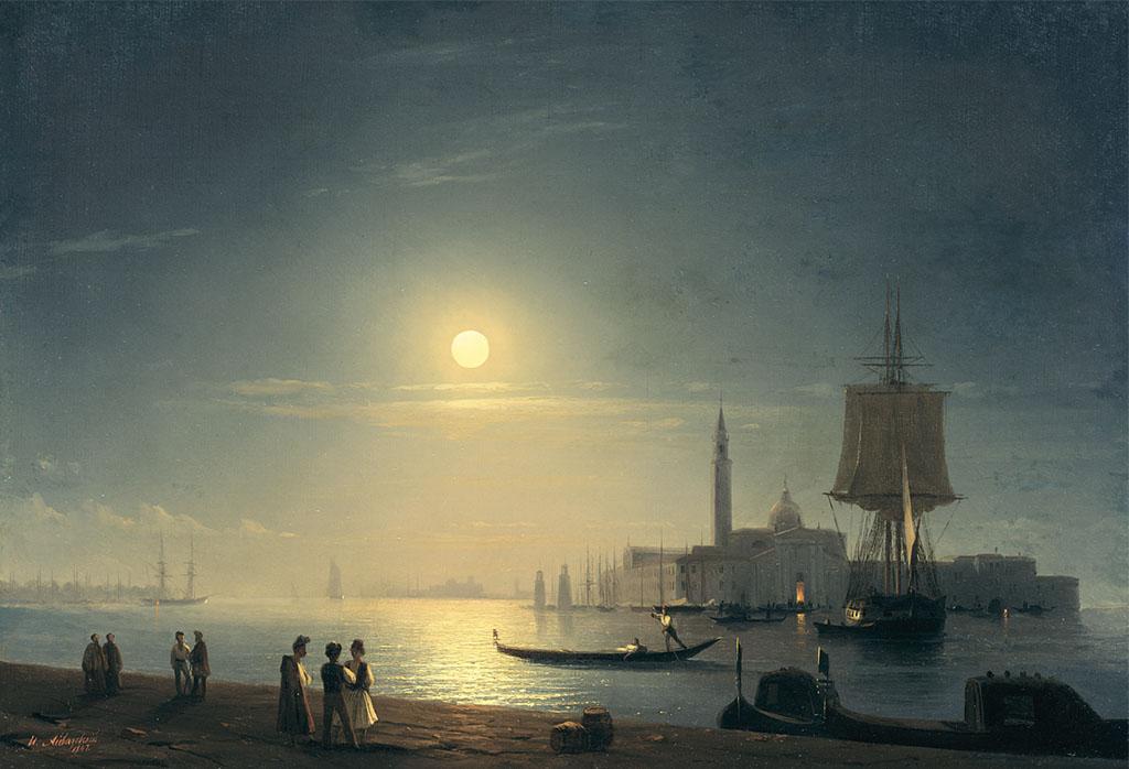 """""""Венеция"""" 1847"""