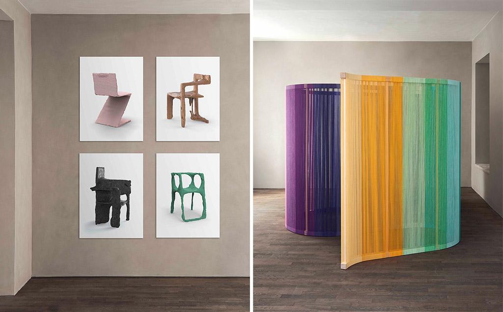 """Eddie Olin """"Design 2.0"""" / Cillevenberg """"Strings Attached"""""""