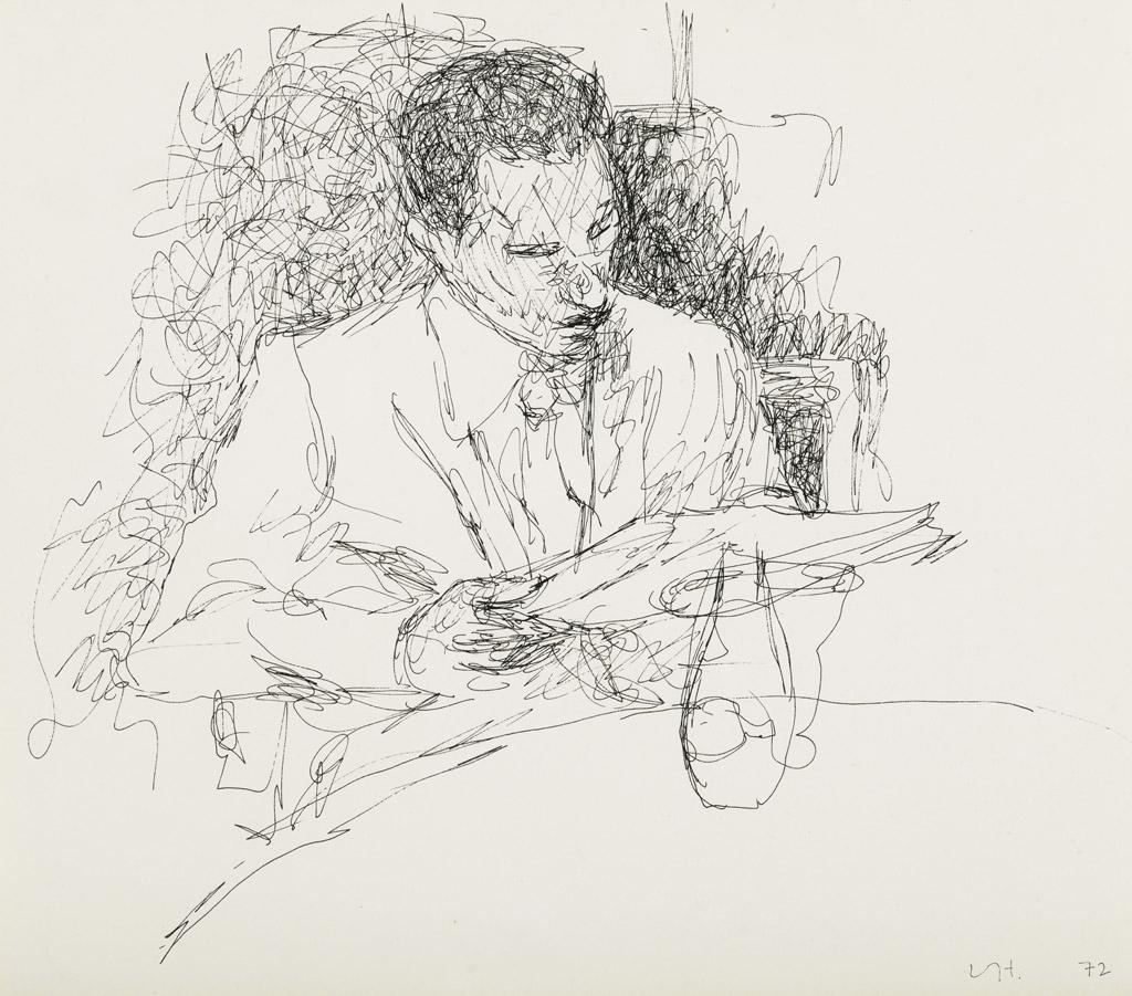 david-hockney_restaurant-sketch