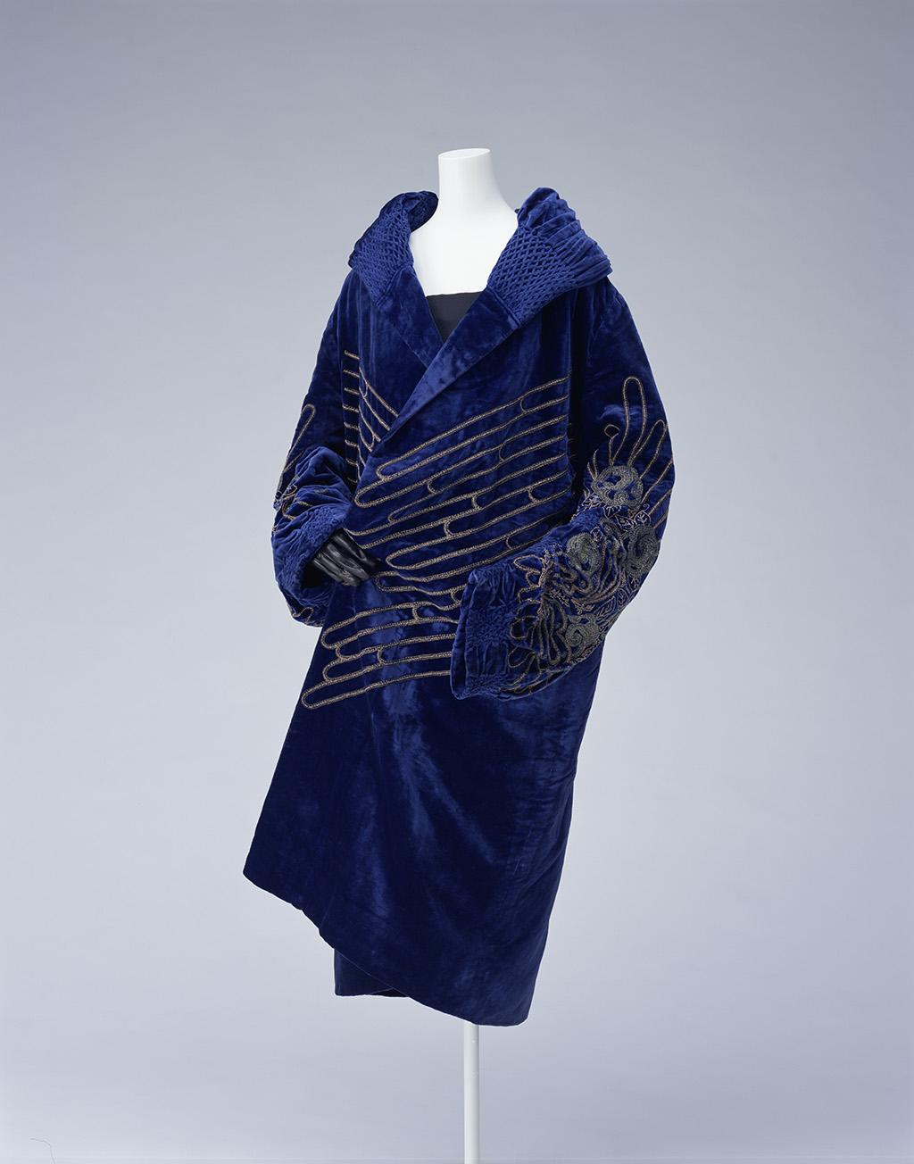 Пальто Поль Пуаре Франция, около 1925 Коллекция Института костюма Киото Фото © Такаси Хатакэяма