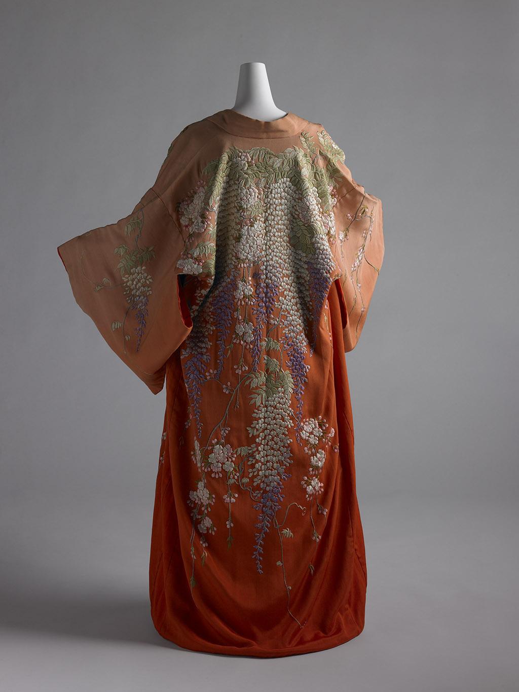 Платье домашнее Япония, 1900-е гг Коллекция Института костюма Киото