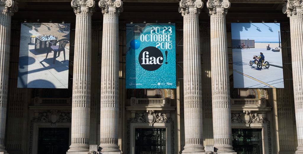 В Париже открылась ярмарка FIAC