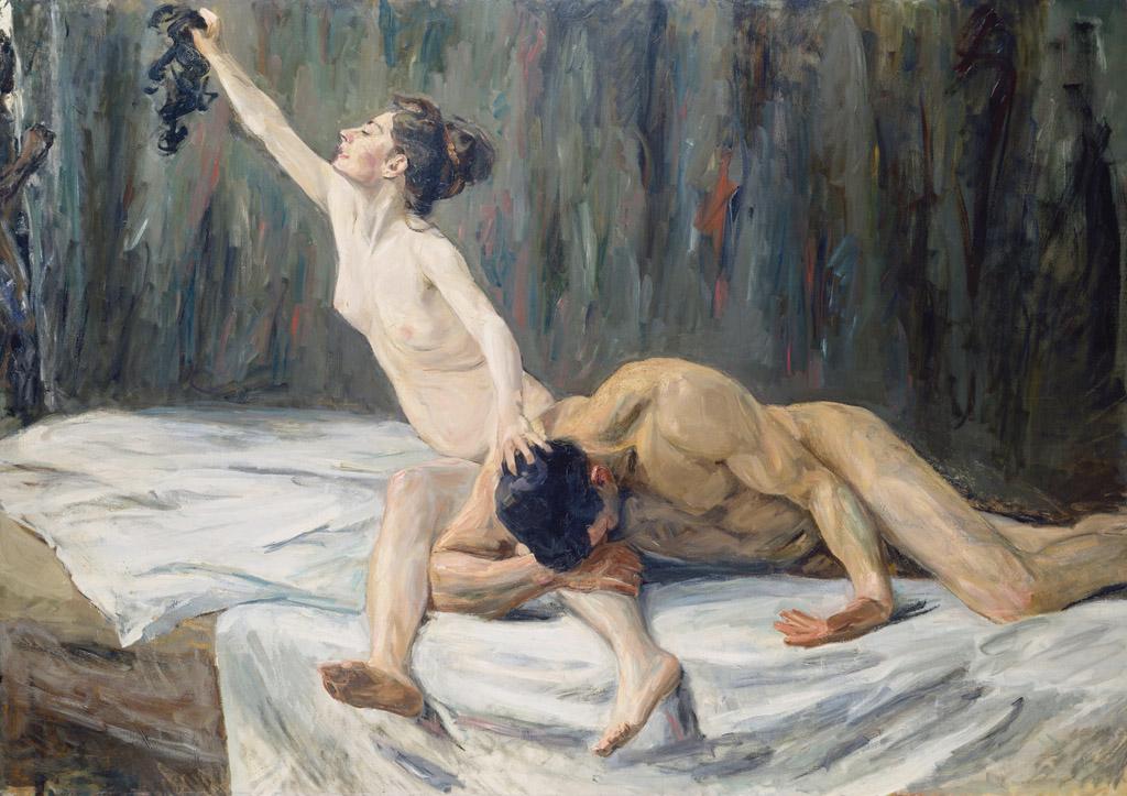 Samson und Delila.