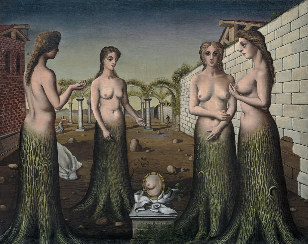 Paul Delvaux, The Break of Day (L'Aurore), July 1937