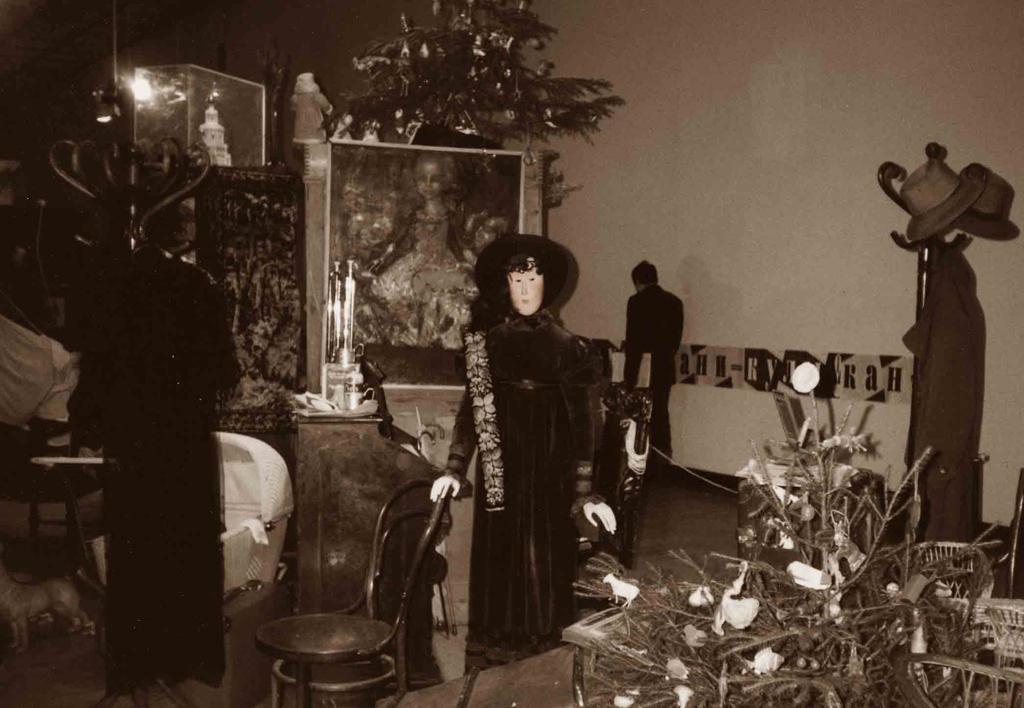 Фото с выставки «КАНИКУЛЫ»