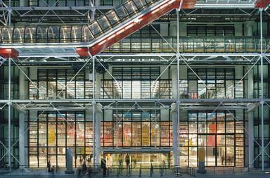 Centr PompidouAnniversaire