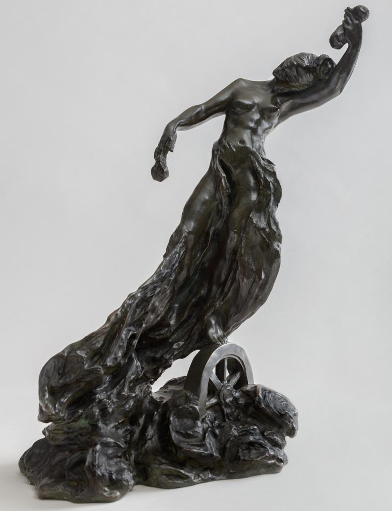 "Camille CLAUDEL, ""La Fortune"", 1902-1905"