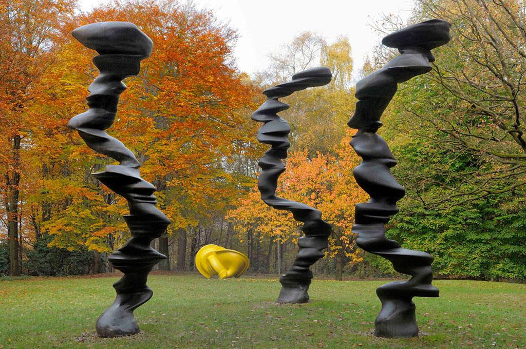 TonyCraggYorkshireSculpturePark2