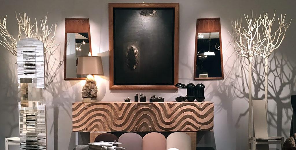 На ярмарке искусства и коллекционного дизайна в Париже вручили PAD Prize