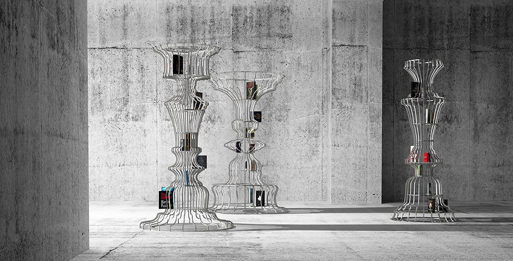 Дюжина самых интересных дизайнерских работ на выставке Design Miami/Basel 2017
