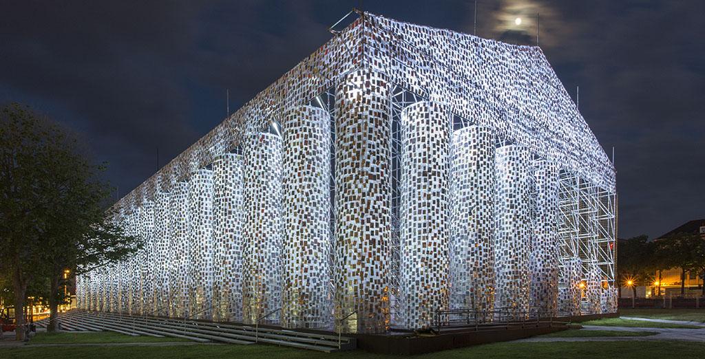 Выставка documenta 14 открылась в Касселе