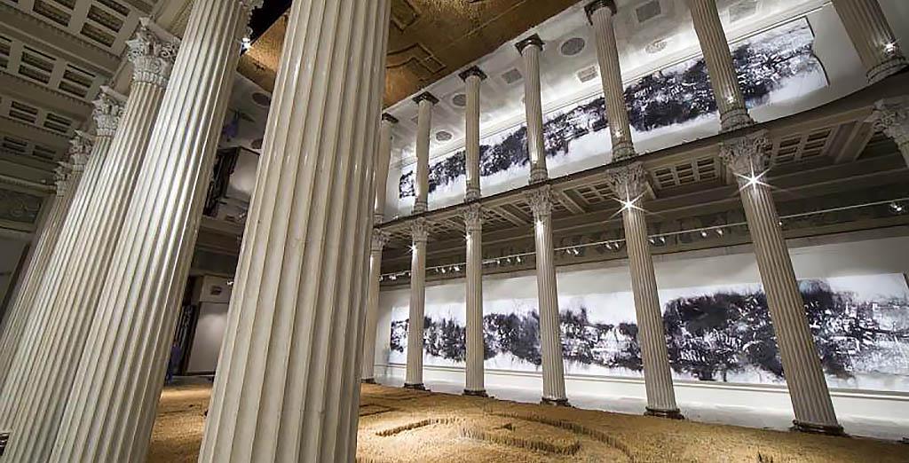 ТОП-10 лучших российских выставок 2017 года