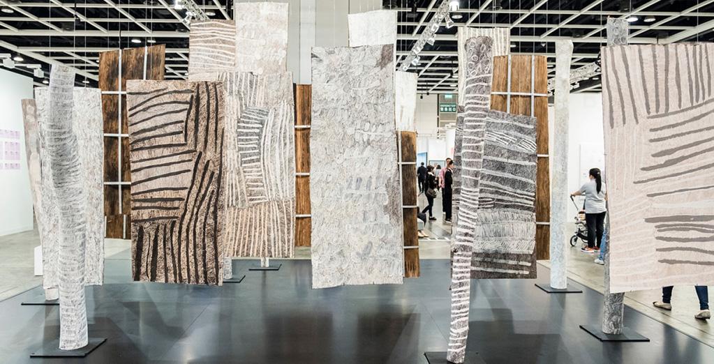 Искусство для Азии: что происходит на Art Basel Hong Kong