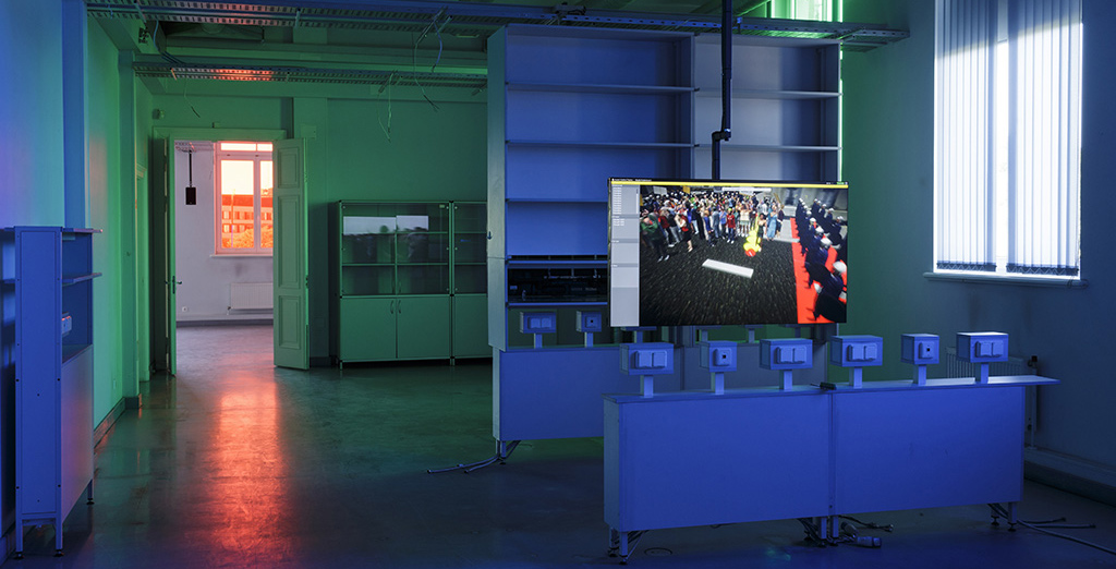 В Риге открылась первая биеннале современного искусства RIBOCA1