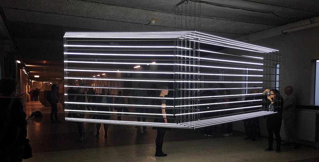 Ярмарка Big Art в Амстердаме проходит в тюрьме