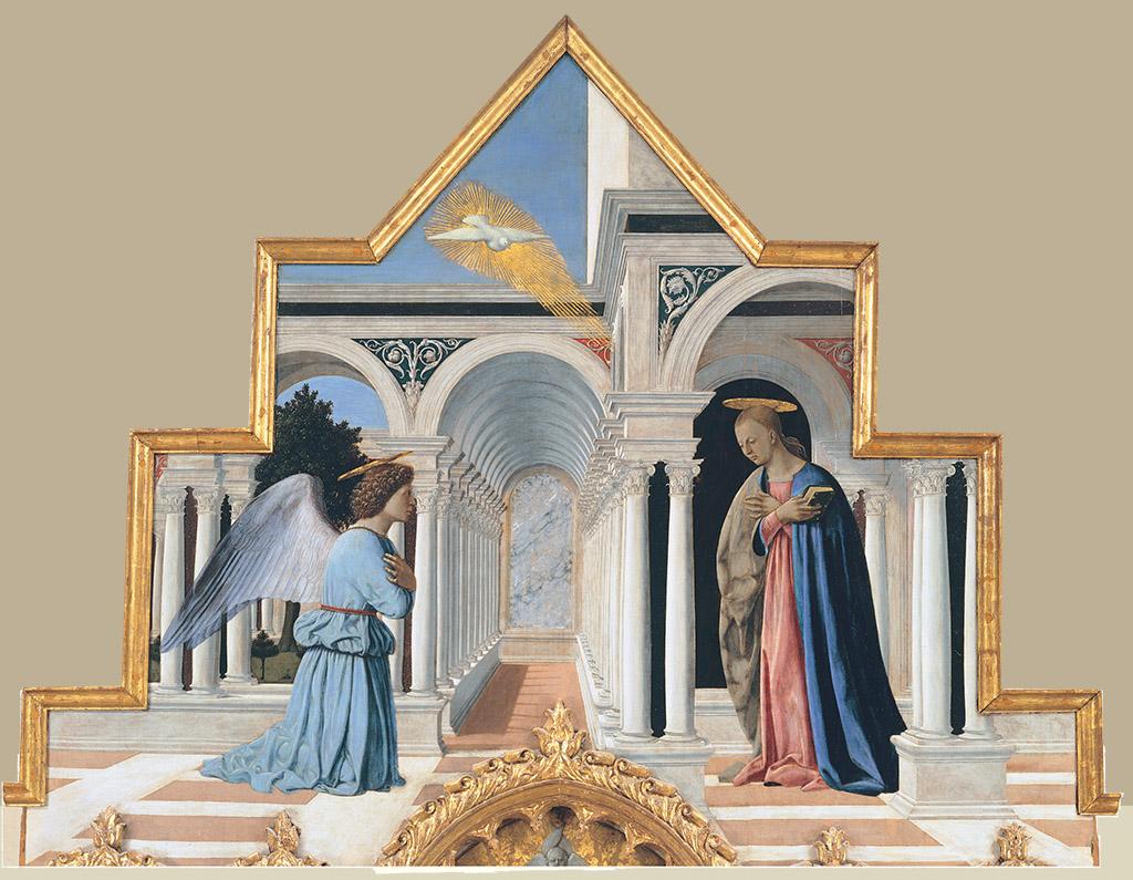 Шедевры блестящего живописца Раннего Возрождения