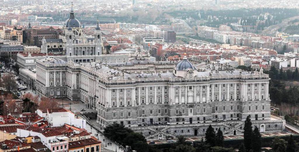 ТОП-20 музеев и арт-центров Мадрида